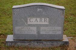 Mary Elnora <i>Rook</i> Carr