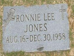 Ronnie Lee Jones