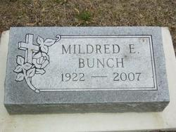 Mildred Edna <i>Wiegand</i> Bunch