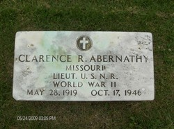 Clarence Robert Abernathy