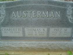 Inez M. <i>Abernathey</i> Austerman