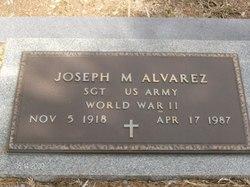 Joseph M Alvarez