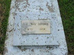Erastus Elijah Ras LeForce