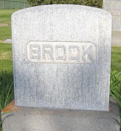 John Thomas Brock