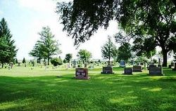 Larchwood Cemetery