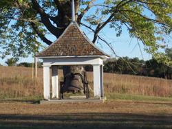 Morris Chapel, west of Purdin, MO