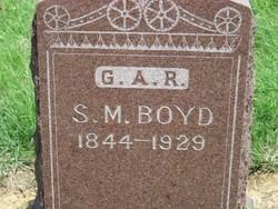 Samuel Martin Boyd