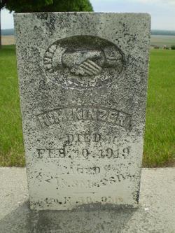 H. M. Kinzer