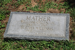 William Green Mather, Jr