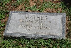 William Green Mather, Jr