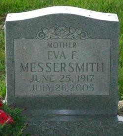 Eva F. <i>Brown</i> Messersmith