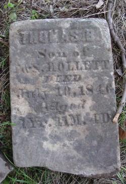Thomas B. Hollett