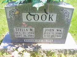 Stella M. <i>Pearson</i> Cook