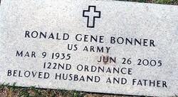 Ronald Gene Bonner