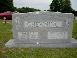 Robert L Chewning