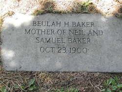 Beulah A. <i>Hicks</i> Baker