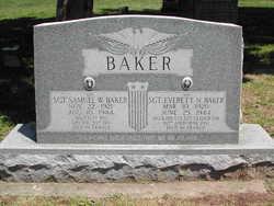 Sgt Everett Neal Baker