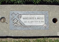 Marguerite R Briggs
