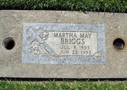 Martha May Briggs