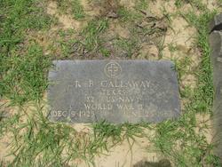 R. B. Callaway