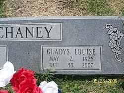 Gladys Louise <i>McNiel</i> Chaney