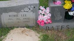 Robie Lee <i>Linton</i> Bates
