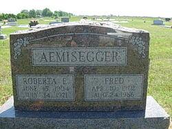 Fred Aemisegger