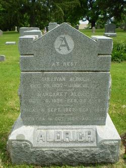 Sullivan Aldrich