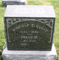 Susan M. <i>Crowe</i> Durst