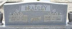 Elbert Simmons Pud Bradley