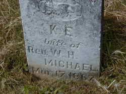 Kizziah Elizabeth <i>South</i> Michael