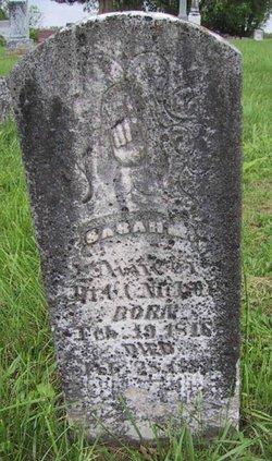 Sarah Margaret <i>Hull</i> Nichols