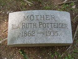 Ida Susan <i>Ruth</i> Potteiger