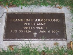 Franklin P Armstrong, Jr