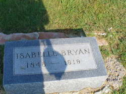 Isabelle <i>Sharp</i> Bryan
