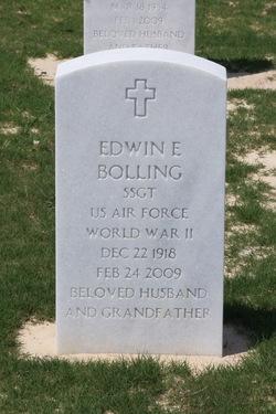 Edwin Earl Bolling
