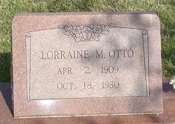 Lorraine M. Otto