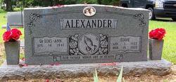 Eddie Alexander