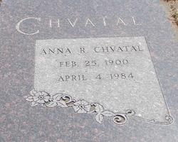 Anna R <i>Schultz</i> Chvatal