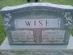 Lawrence Edward Wise