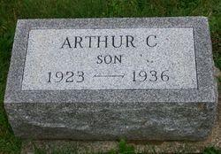 Arthur C Buck