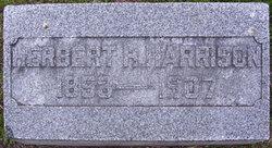 Herbert Hamilton Harrison