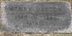 Henry Dayton