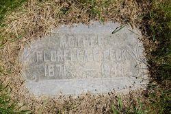 Florella Ellen <i>Hubbel</i> Peck