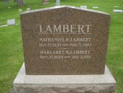 Nathaniel F. Lambert