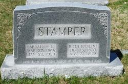 Ruth Emmaline Ruthie <i>Dolinger</i> Stamper