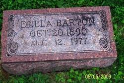 Dora Idella Della <i>Mayfield</i> Barton