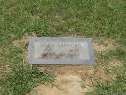 Mirah Sanford