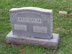 Celia <i>Bresler</i> Weinbaum