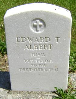 Edward T. Albert